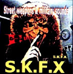 SKAREKROW - STREET WEAPONS & MILITAR SOUNDS