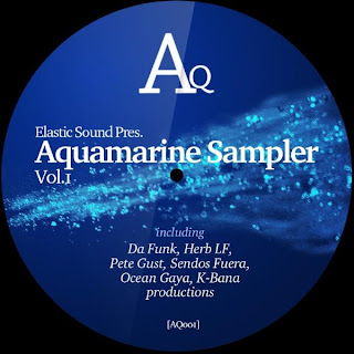 minimal mass.net Elastic Sound Presents – Aquamarine Sampler Vol.1 [AQ001]
