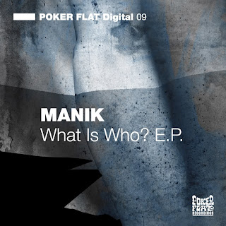 MANIK (NYC) - What Is Who? EP