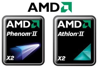 amd athlon 2 phenom 2 processors