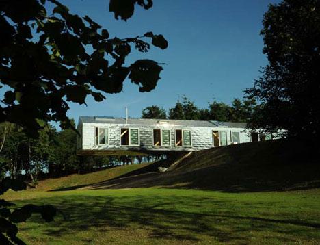 Pencas De Bafon Arquitetura Casa Em Balan O Por Mvrdv And Mole Architects
