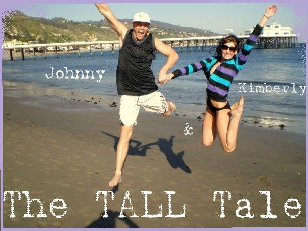 John and Kimberly The TALL Tall