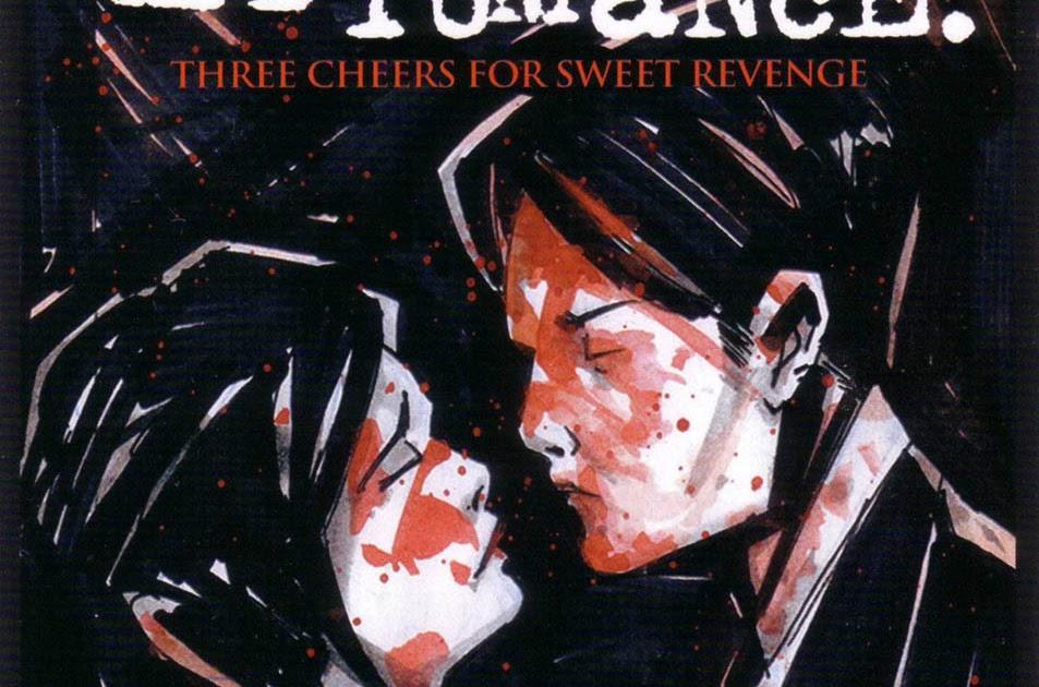 My Chemical Romance - Three Cheers for Sweet Revenge Album