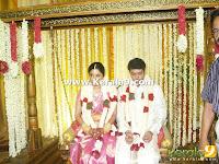 Actor Jayam Ravi Wedding Photo