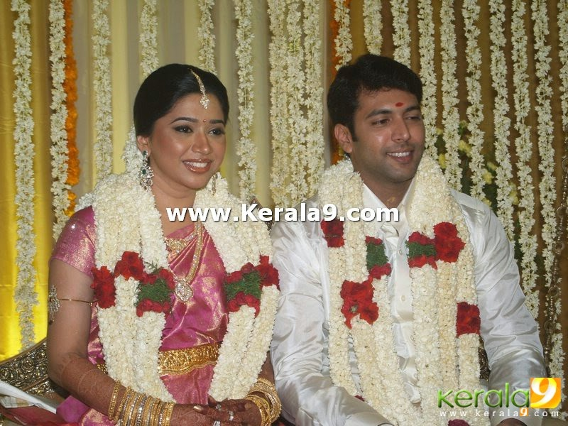 Jayam Ravi Aarthi Wedding PicturesJayam PhotosJayam Stills