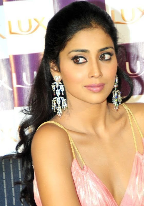 shriya in shriya at lux promotional event glamour images