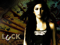 Shruthi Haasan and Imran Khan in Luck - Go4Bolly