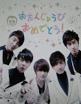 always keep the FAITH  동방신기
