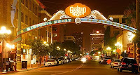 Gaslamp District Downtown