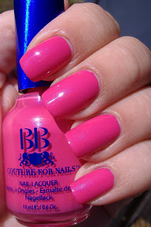 BB Couture for Nails Tutti Frutti