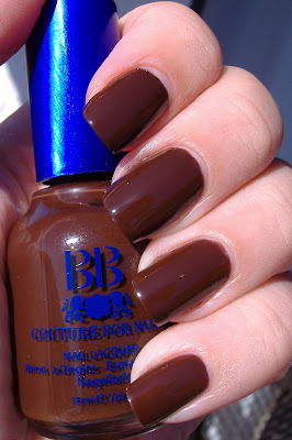 bb couture for nails hound dog nail polish