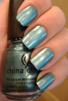 china glaze adore nail polish