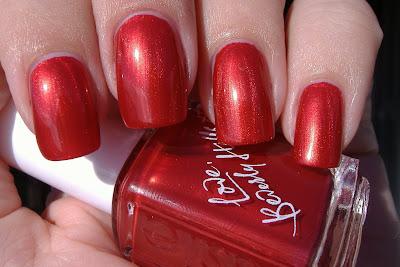 essie love beverly hills nail polish