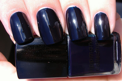 lippmann collection devil in a blue dress