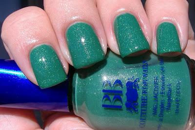 bb couture for nails frosty meadow