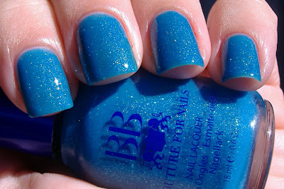 bb couture for nails sea of cortez