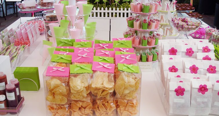 Dolce delizia baby shower for Mesa de postres baby shower