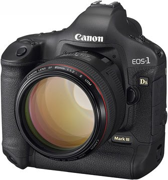 CANON EOS - 1 DS MARK III
