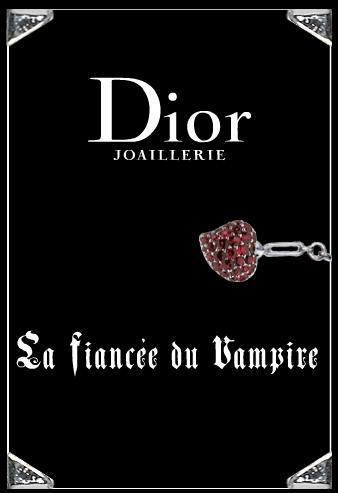 Dior La Fiancee du Vampire
