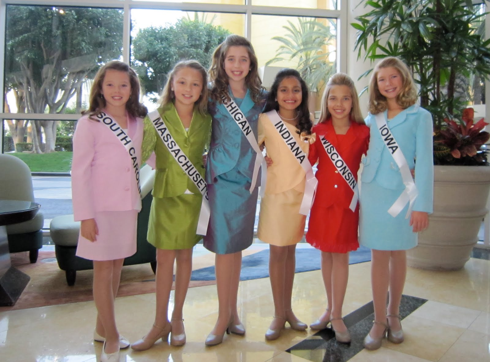 Merrill with other Jr. Preteen1600