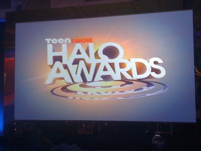 Nickelodeon, MTV,  Halo Awards, Teen Nick, Nick at Nite, Jordan Somer, ashton kutcher, Mariah Carey, National American Miss,  Nick Cannon, rosario dawson,  wyclef jean, Breanne Maples, new york city,