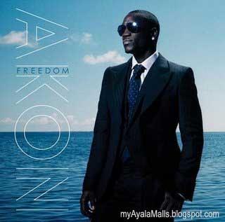 Akon Live in Manila