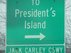 President's Island