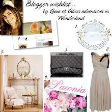 Lanalou blogger wishlist