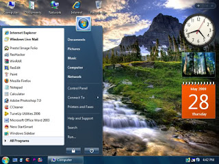 Temas Windows 7 para XP