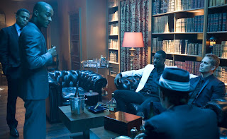 Takers movie