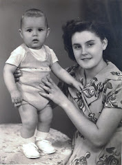 My mother and I - 1952