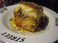 The Street Cook dish Pastitsio