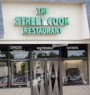 The Street Cook exterior sign