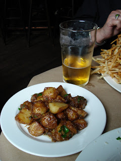 The Spotted Pig dish Home Fries