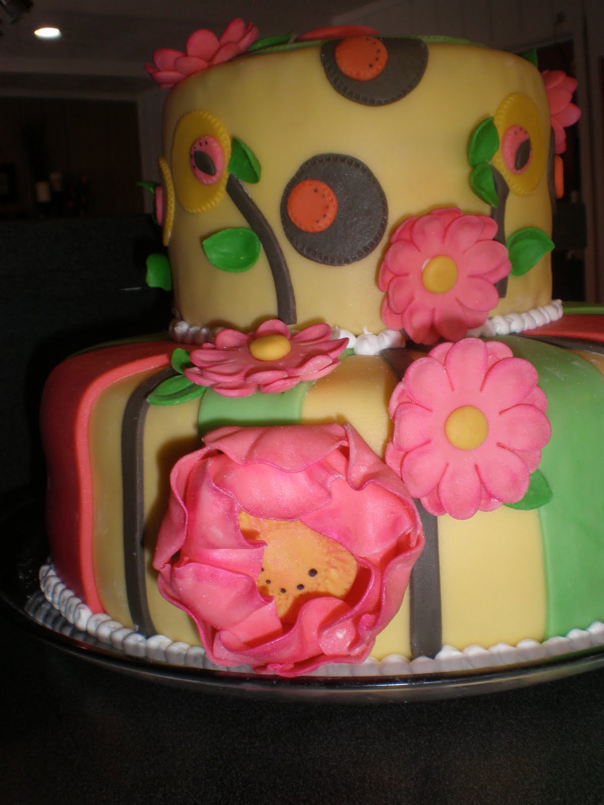 The Hatch Batch: Teenage girl s birthday cake