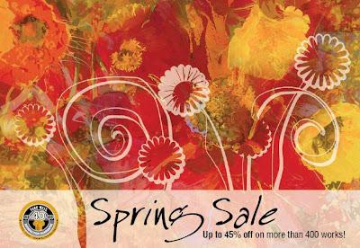 Park West Gallery Spring Sale 2009
