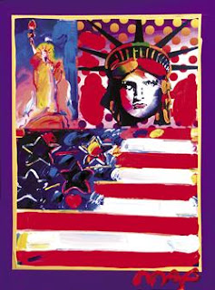 Park West Gallery Fine Art Auctions, Peter Max, cruise art auctions