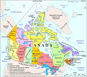 They needed to cross the border of Canada so they can enter the United . canada map