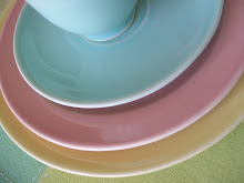 Vintage LuRay Dinnerware