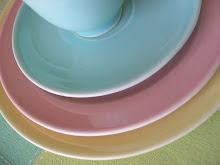 Vintage LuRay Dinnerware