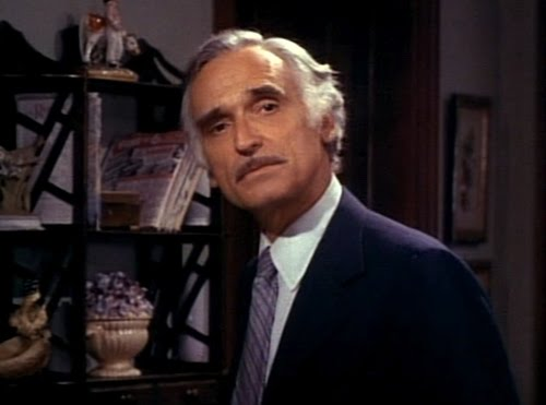 harold gould the sting