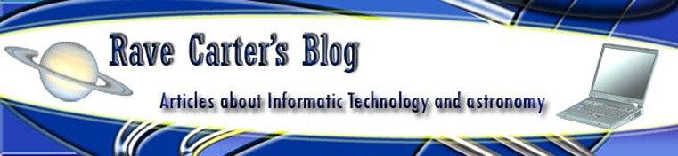 Rave Carter's Blog