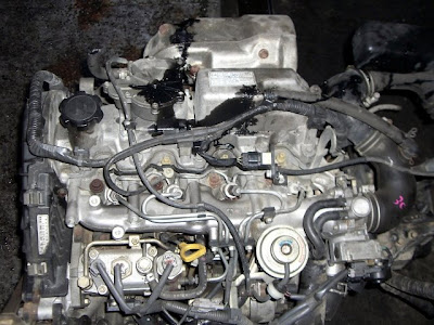 Japanese Used Engine and Spare Part: TOYOTA 3C VAC FROM JAPAN
