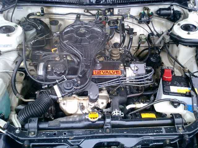 Japanese Used Engine And Spare Part 2e Toyota Used Engine