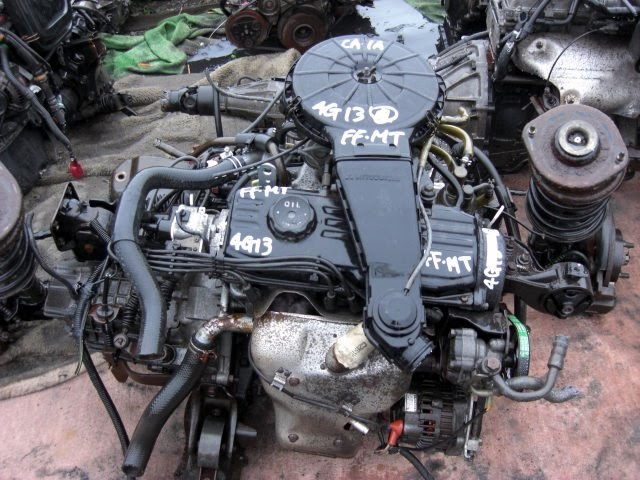 Japanese Used Engine And Spare Part 4g13 Used Engine From