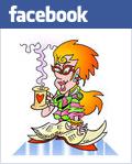 La professoressa Milani è anche su facebook.