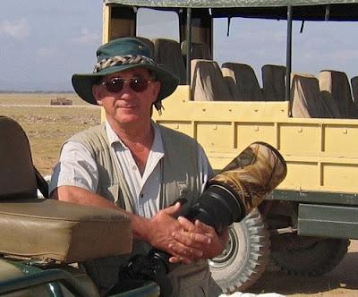 Michael Huggan, Wildlife Photographer