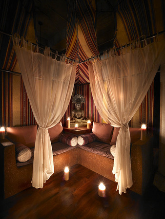Zengari travel journal more meditation spaces - Meditation room decorating ideas ...