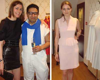 Osman Yousefzada Pre-collection launch