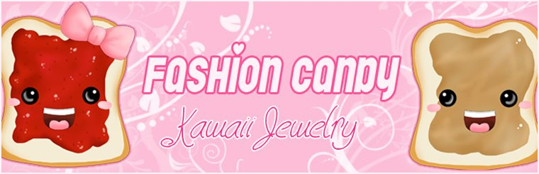 Fashion Candy's Kawaii Jewelry